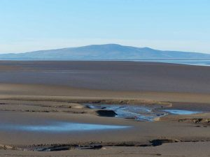 Criffel across the Solway Firth
