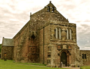A Cumbrian mediavel abbey