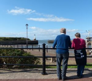 Visit historic Maryport harbour on a Solwayconnections guided tour