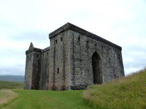 Atmospheric Hermitage Castle