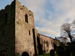 Solwayconnections guided tours visit historic churches
