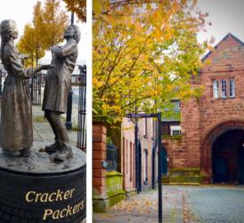 Historic Carlisle with it's rich social history